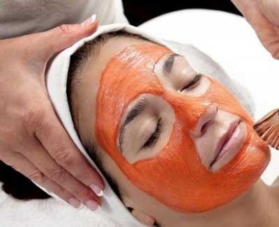 ماسک گوجه فرنگی برای انواع پوست