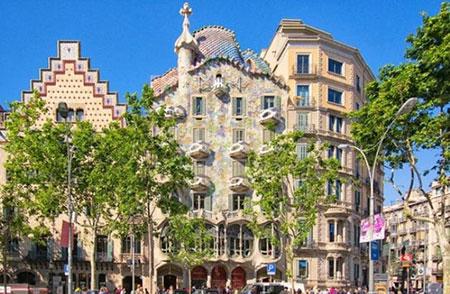 اسپانیا،جاهای دیدنی اسپانیا