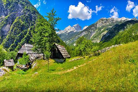 عکس های شهر بووِک در اسلوونی