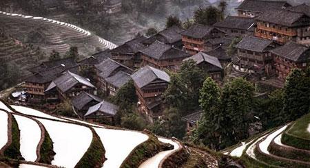 عکس هایی از روستاهای زیبا و خوش اب و هوا در سراسر جهان