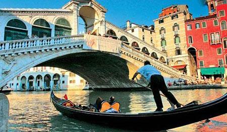 دیدنی های اروپا,گردشگری اروپا