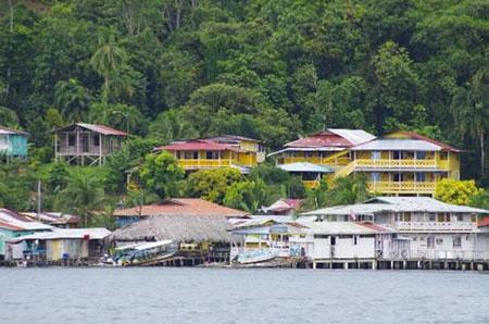 آمریکای لاتین,4 جزیره تماشایی آمریکای لاتین