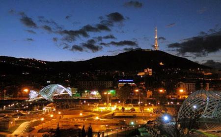 دیدنی های گرجستان,مکانهای تفریحی گرجستان
