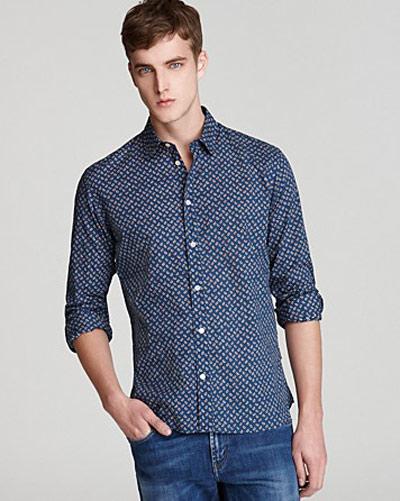 شناسایی انواع پیراهن مردانه,راهنمای خرید لباس مردانه