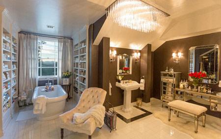 طراحی خانه جنیفر لوپز, عکس خانه جنیفر لوپز