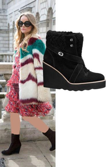 جدیدترین لباس های گرم برند کوچ,کلکسیون پاییزی برند کوچ