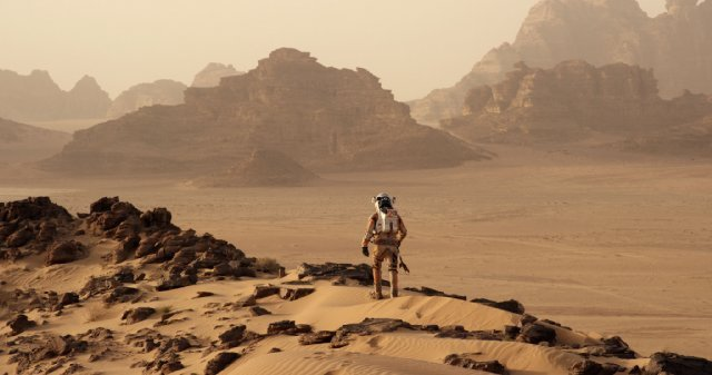2015 Film The Martian