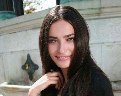 دختر ترکیه