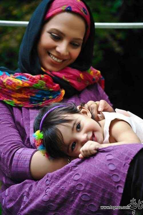 Photo of زندگی روشنک عجمیان و همسرش + عکس های خانوادگی