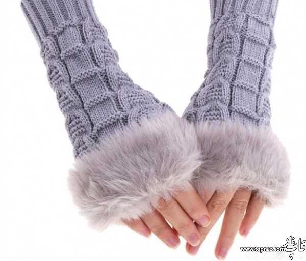 ساق دست خزدار گرم