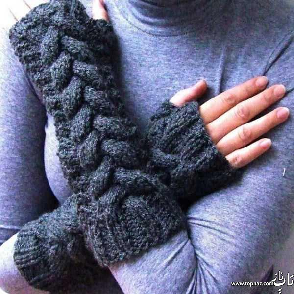 مدل ساق دست گرم زمستانی