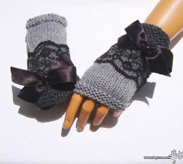 ساق دست شیک دخترانه و زمستانی