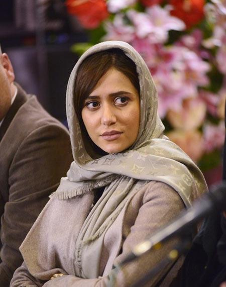 عکس بازیگران سریال شهرزاد در یک مراسم