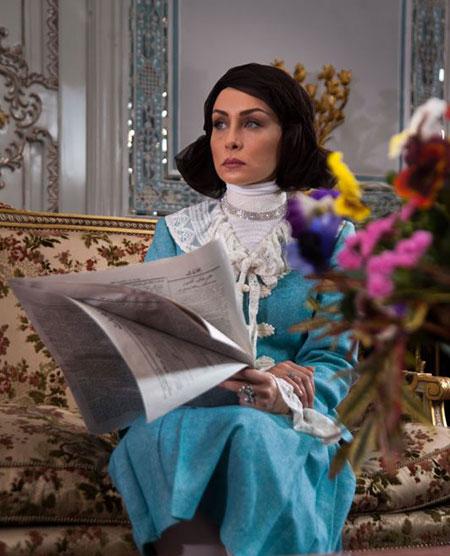 عکس های جدید و دیدنی سریال معمای شاه