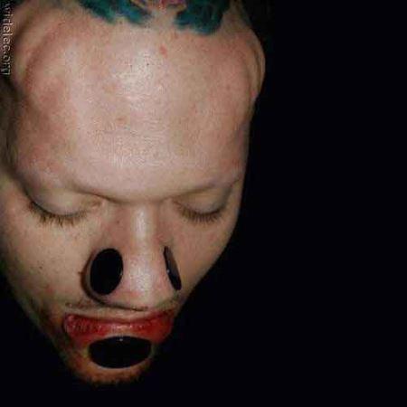 عکس های عجیب از آداب شیطان پرستان