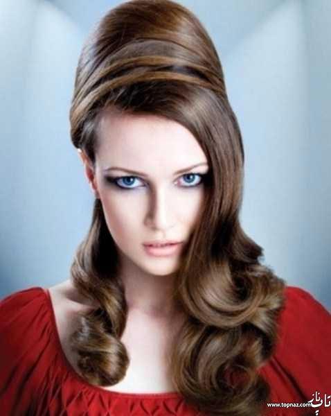 مدل موی زیبای دخترانه