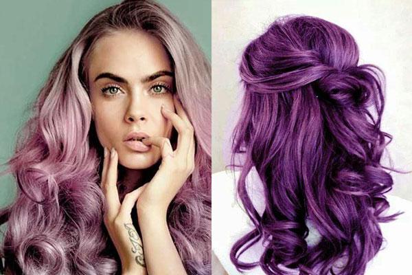 نتیجه تصویری برای رنگ مو