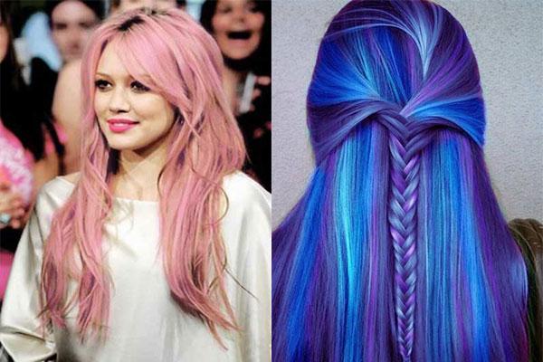 مدل رنگ موی جذاب