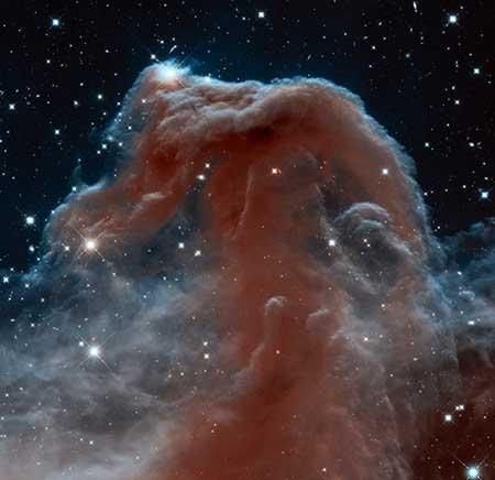 عکس ابرهای فضایی
