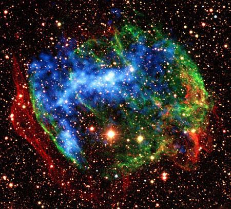 زیباترین عکس های فضایی