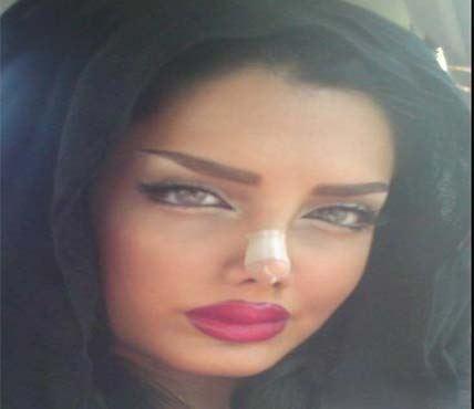 عکس های لو رفته دختران زیبای ایرانی!
