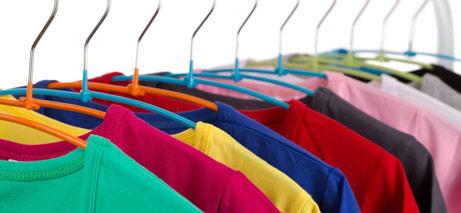 لباس رنگی