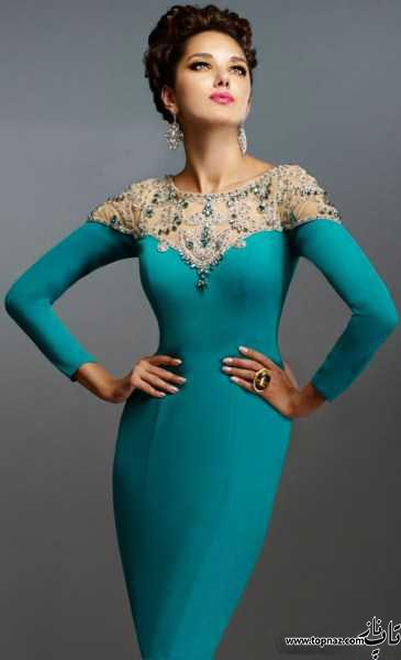 لباس مجلسی کوتاه 2016 در اینستاگرام