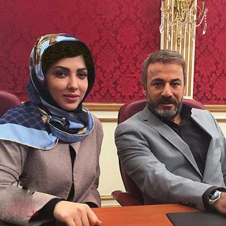 عکس جدید دیده نشده لیلا اوتادی در فیلم عالیجناب