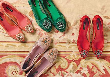 کفش زیبای زنانه