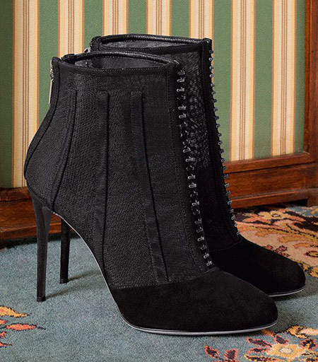 مدل کفش ویژه زمستان