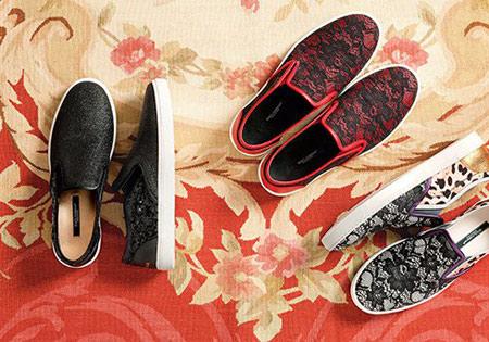 مدل کفش زمستانی