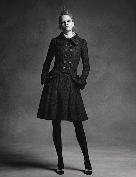 جدیدترین مدل پالتو زنانه برند شنل