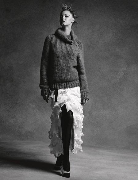 مدل دامن زنانه برند شنل