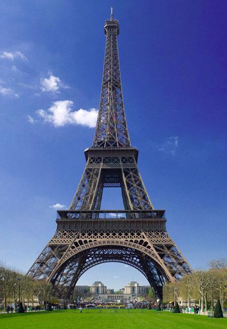 گردشگری فرانسه,برج ایفل,دیدنی های فرانسه