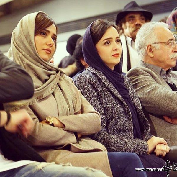 پریناز ایزدیار,سریال شهرزاد,ترانه علیدوستی,عکس هووی پریناز ایزدیار