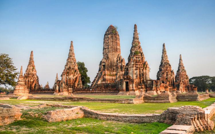 Ayutthaya در تایلند