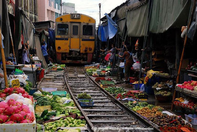 شهر Hat Yai در تایلند