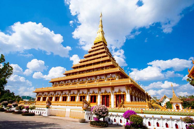 Khon-Kaen در تایلند