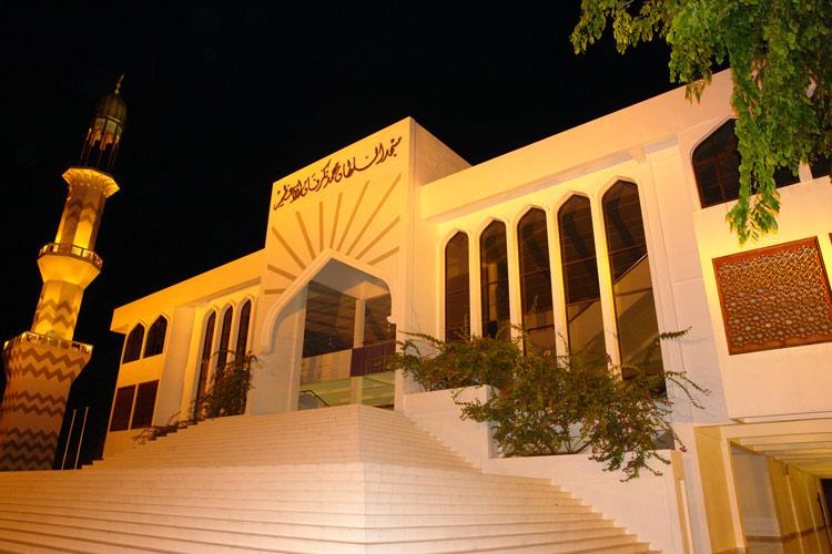 مسجد مالدیو