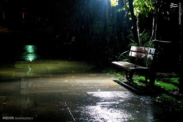 Rain 1 عکس نوشته جذاب و خاص روزهای بارانی و عکس پروفایل بارانی و باران پاییزی عکس
