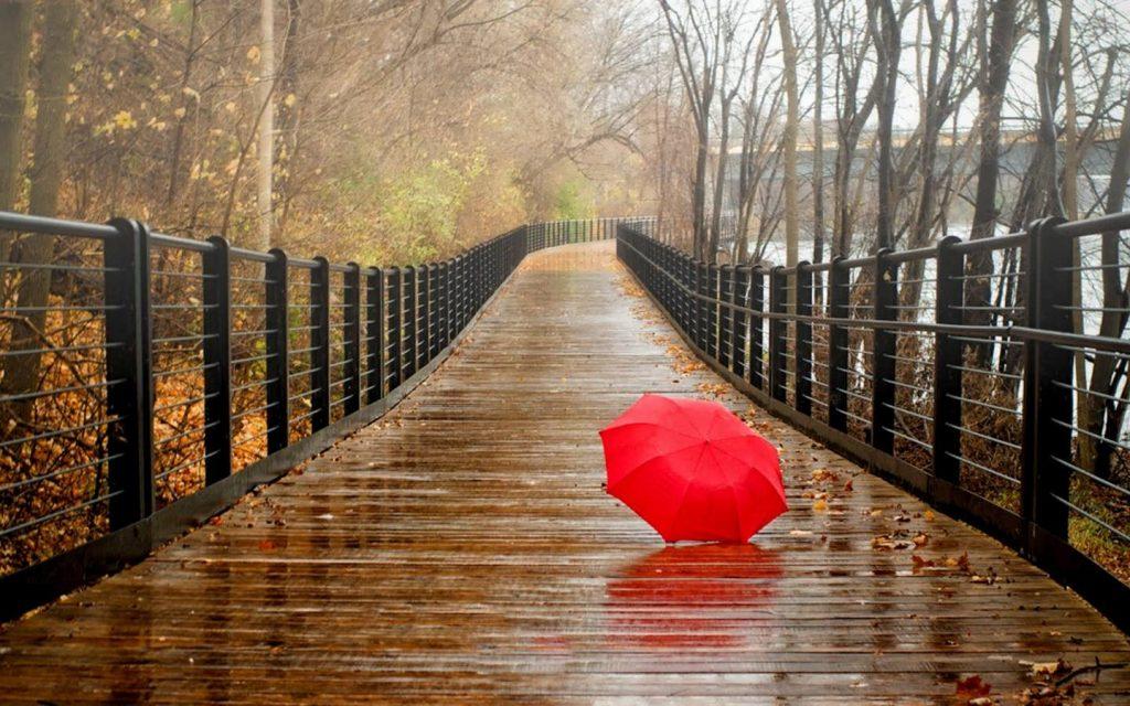 Rain 3 1024x640 عکس نوشته جذاب و خاص روزهای بارانی و عکس پروفایل بارانی و باران پاییزی عکس
