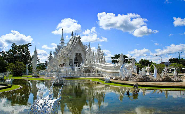 chiang rai در تایلند