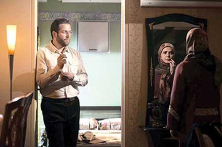 افسانه بایگان در سریال پریا