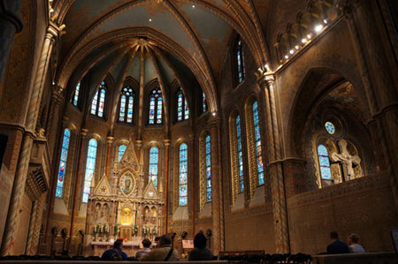قلعه بودا,دیدنی های مجارستان,عکس های قلعه بودا در مجارستان