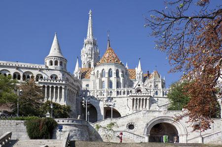 قلعه بودا,قلعه بودا در بوداپست,عکس های قلعه بودا در مجارستان