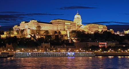 قلعه بودا,عکس های قلعه بودا در مجارستان,قلعه بودا در بوداپست