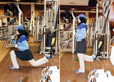 کش بدنسازی,تمرینات TRX,کاهش وزن