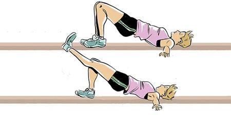 دراز و نشست,تقویت عضلات بدن,انواع دراز و نشست