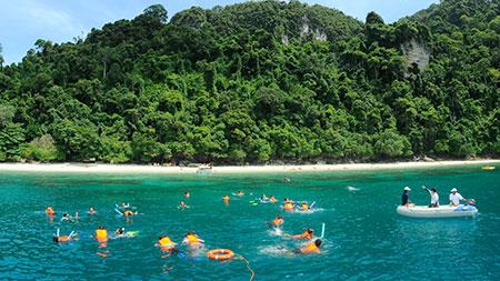 سواحل تایلند,بهترین اماکن دیدنی تایلند