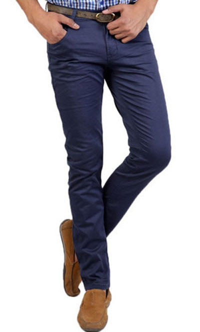 پوشش شلوار جین و کفش, اصول انتخاب انواع شلوار